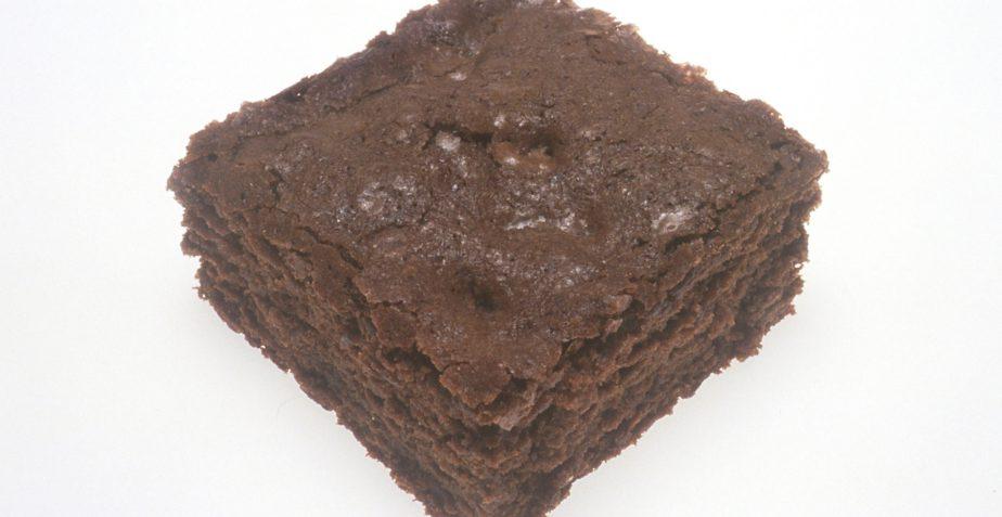 Guilty pleasure – super lekkere gezonde brownie